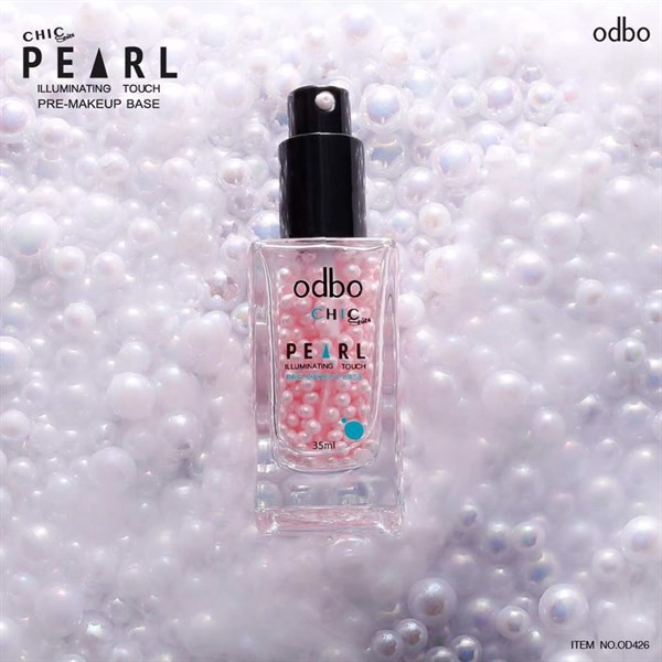 Kem Lót Odbo Pearl Illuminating Touch Pre-Makeup Base OD426