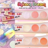 Bảng Highlighter And Blush Sivanna Colors Unicorn Dream HF2007