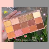 Bảng Phấn Mắt Sivanna Colors Luxuriant Ultra Professional Eyeshadows HF3011