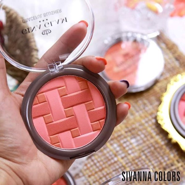 Phấn Má Hồng Gina Glam Graceful Blusher G91