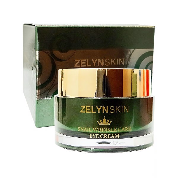 Kem Mắt Zelyn Skin Snail Wrinkle Care Eye Cream