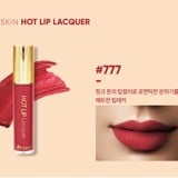 Son Kem Lì Hot Lip Lacquer Zelyn Skin