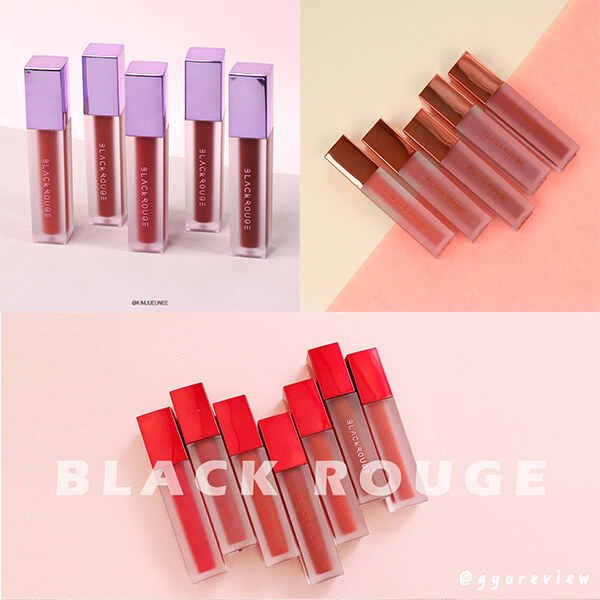 Black Rouge Air Fit Velvet Fit Tint - Bici Cosmetics