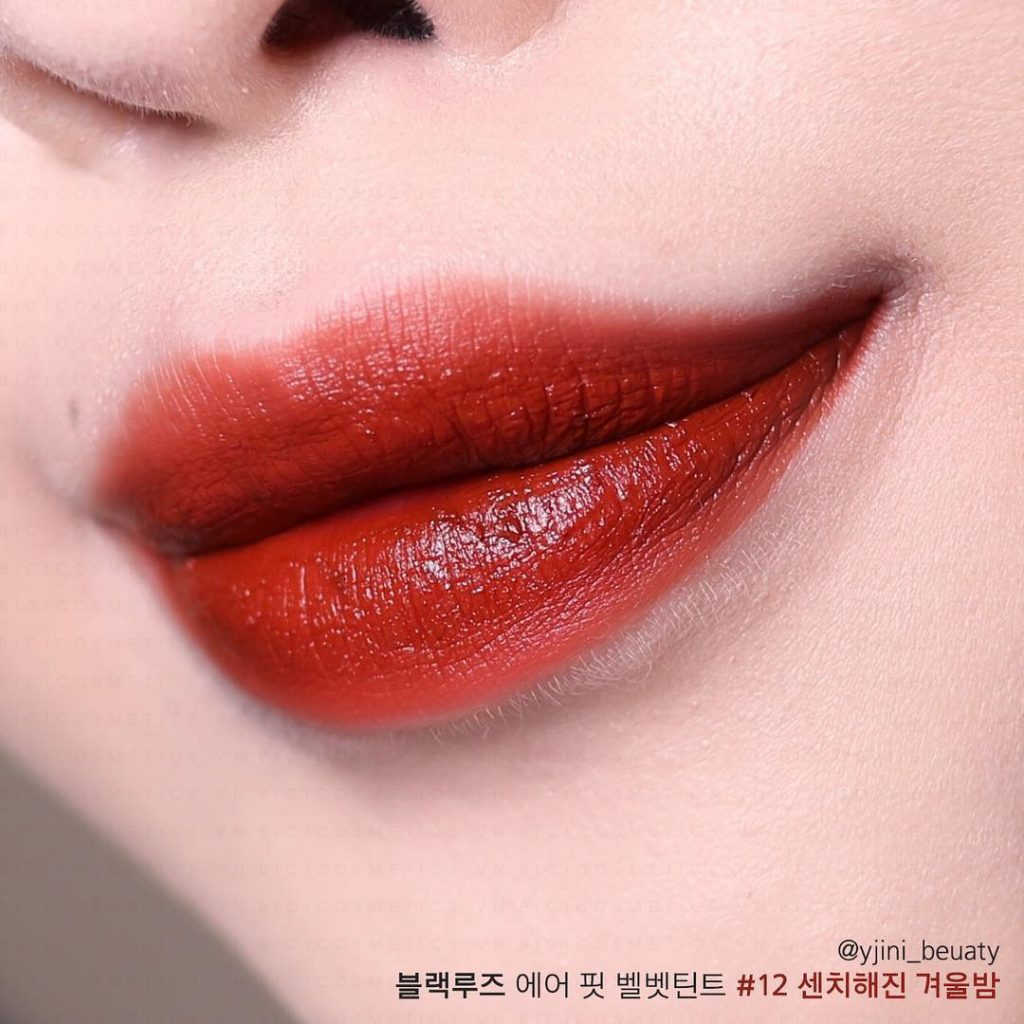 Black Rouge Air Fit Velvet Tint Season 2 - Bici Cosmetic