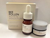 Bộ Kit Missha Bee Pollen Renew Miniature
