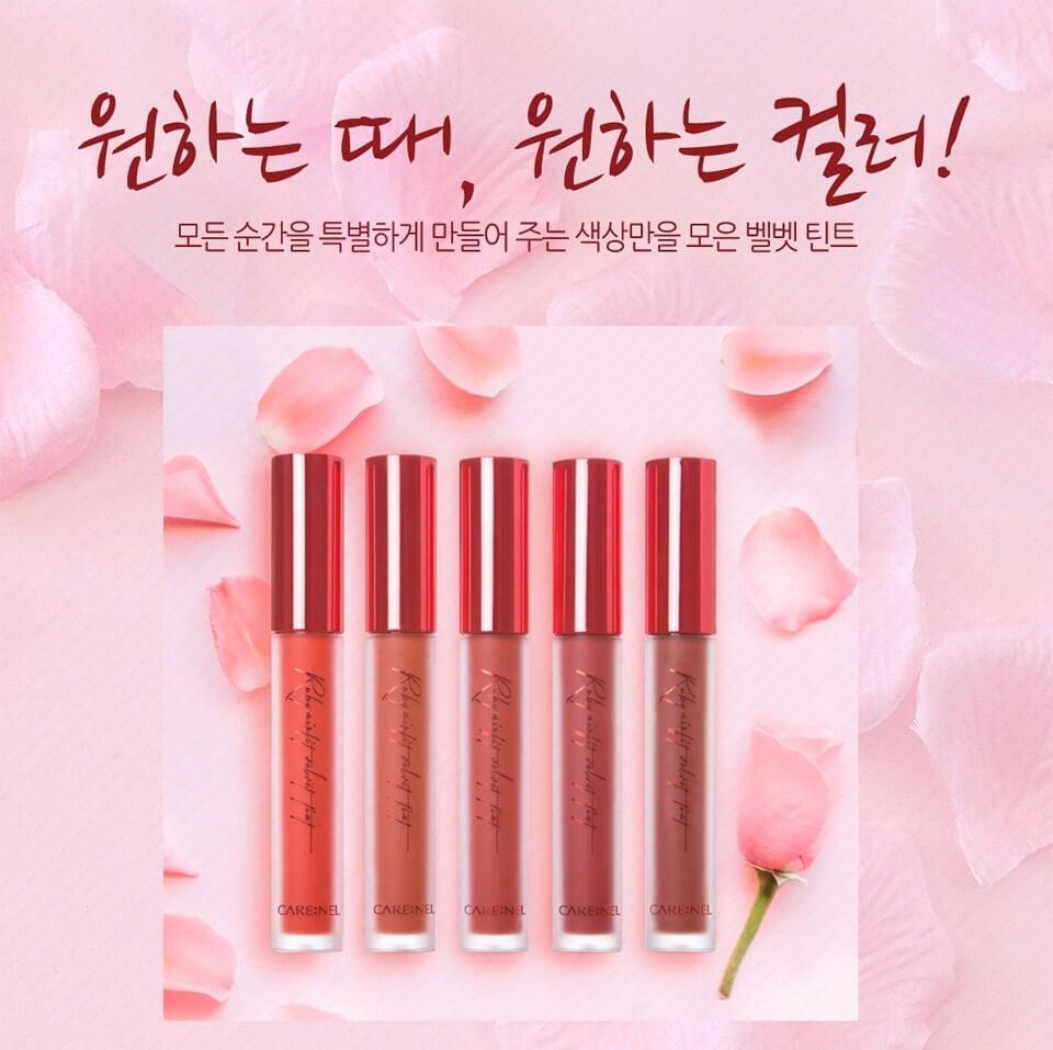 Carenel Ruby Airfit Velvet Tint - Bici Cosmetics