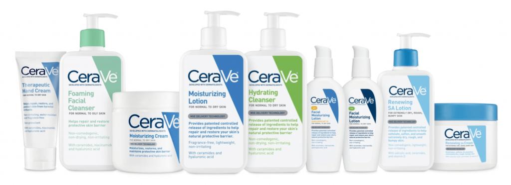 Thương hiệu CeraVe một trong những người tiên phong trong ngành làm đẹp-bicicosmetics.vn