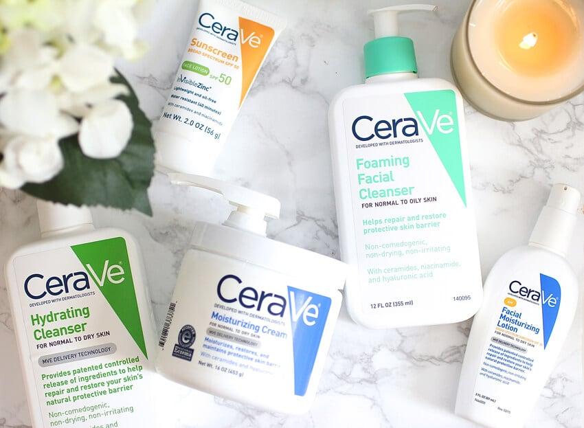 CeraVe một trong những người đầu tiên mang ceramide, cholesterol và chất béo vào các sản phẩm chăm sóc da-bicicosmetics.vn