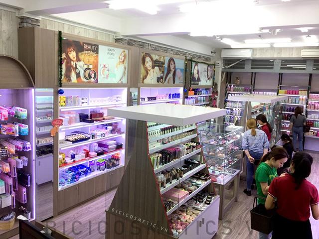 Chọn mua mỹ phẩm Hàn Quốc chính hãng tại BICI