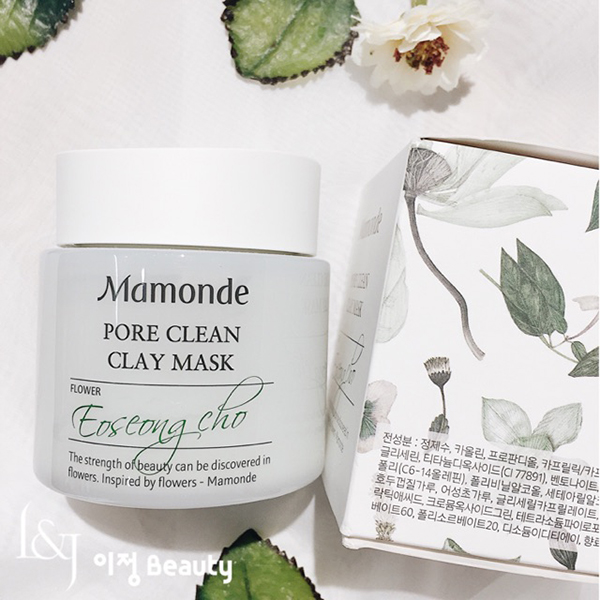 Clay Mask 16- Bici Cosmetics
