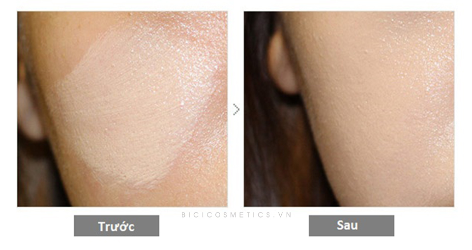 The Face Shop Miracle Finish Waterproof Cushion SPF50/PA+++ (335.000VNĐ)