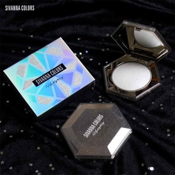 Phấn Bắt Sáng Sivanna Colors Ultra Diamond Highlight Powder HF4024