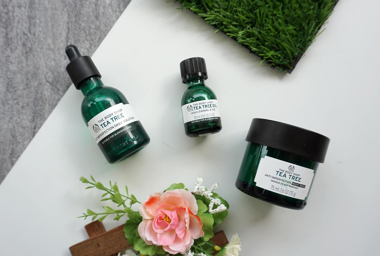 Tea Tree Oil The Body Shop- bicicosmetics.vn