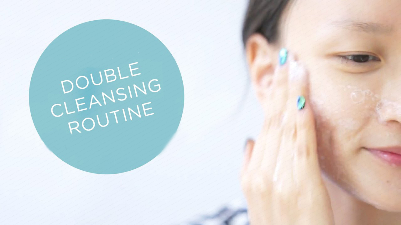 Double Cleansing - Bici Cosmetics