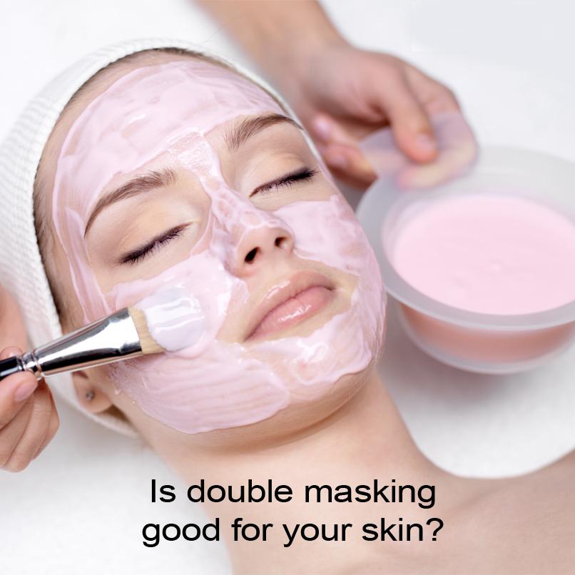 Double Mask - Bici Cosmetics