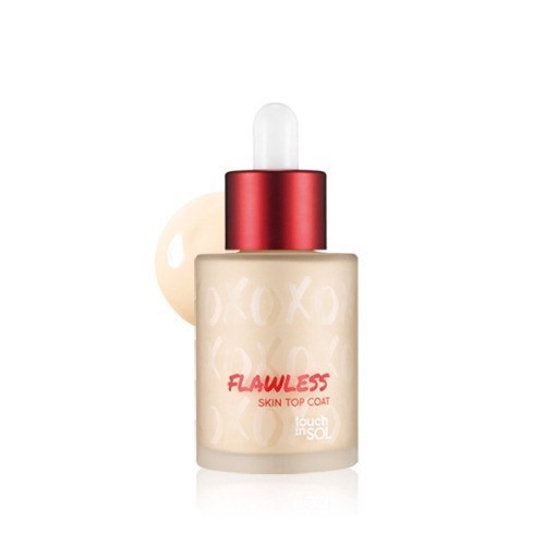 .Kem Nền Touch In Sol Flawless Skin Top Coat