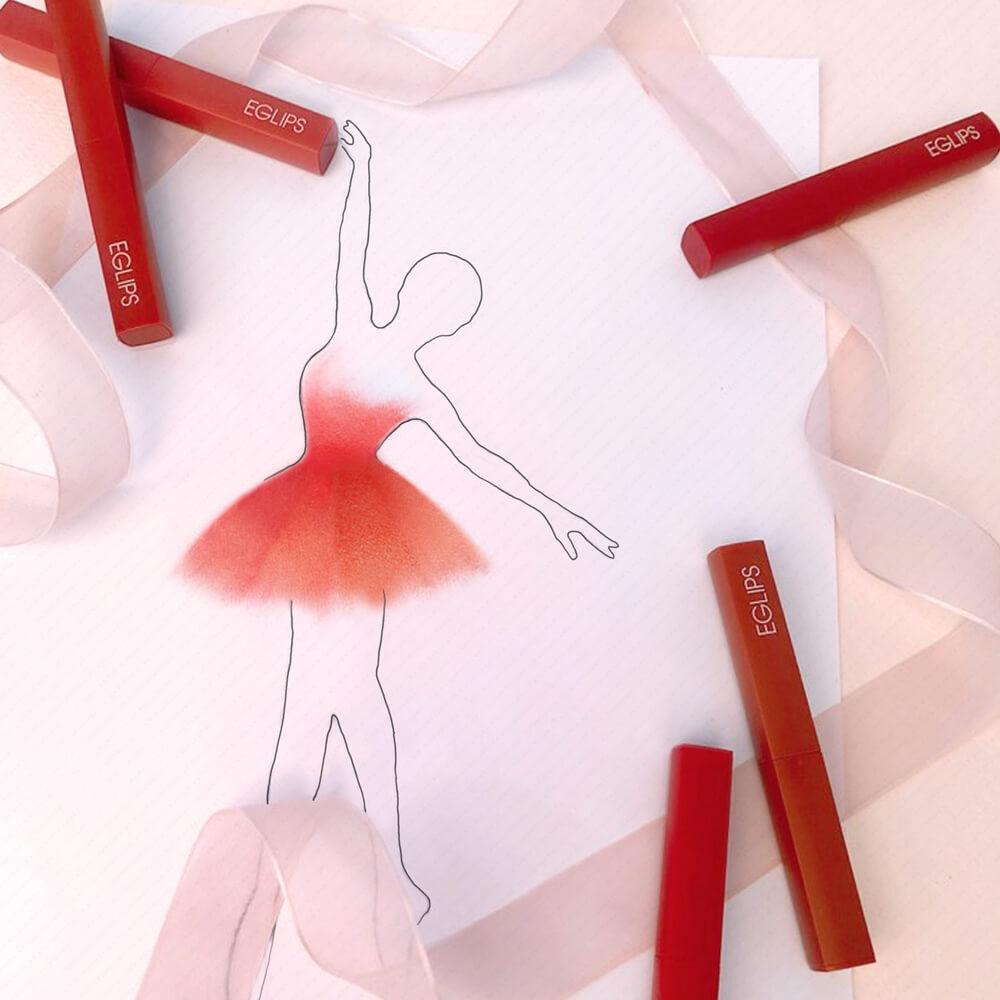 Eglips Muse In Velvet Lipstick - Bici Cosmetics