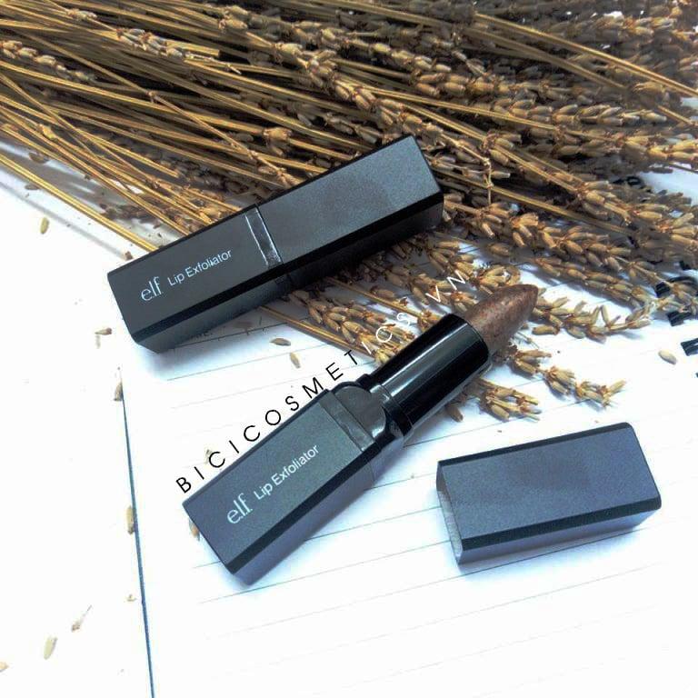 Son Tẩy Tế Bào Chết ELF Lip Exfoliator Clear-bicicosmetics