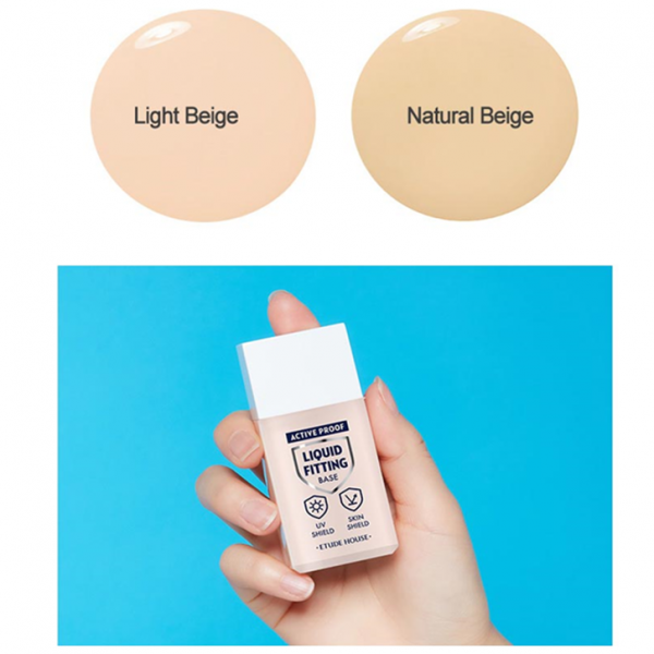 Kem Nền Etude House Active Proof Liquid Fitting Base SPF50+ PA++