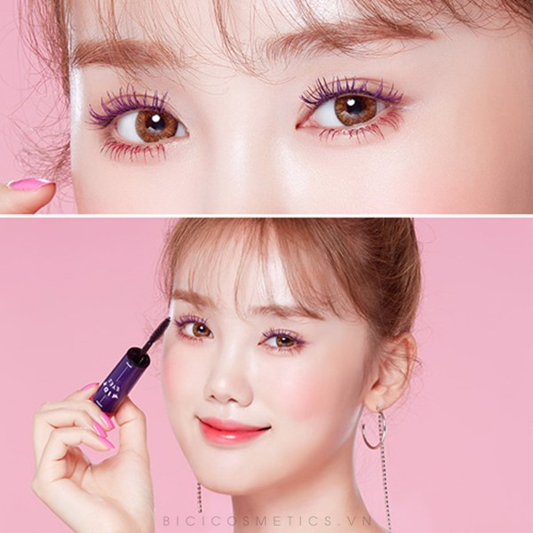 Etude House Dual Wide Eyes Mascara