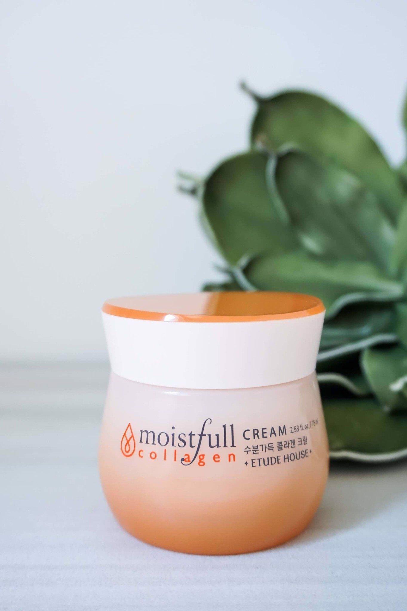Kem dưỡng Étude House Moisfull Collagen Cream-bicicosmetics.vn