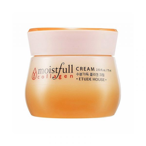 Kem dưỡng Etude House Moistfull Collagen Cream