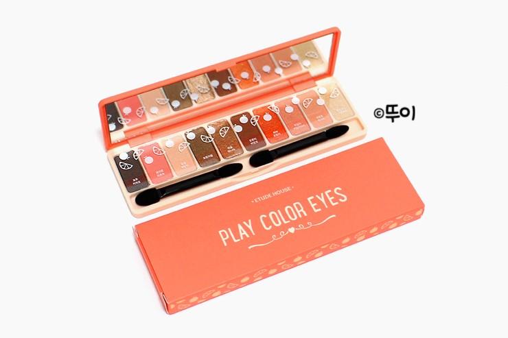 Phấn mắtPlay Color Eyes Etude HouseJuice Bar 1