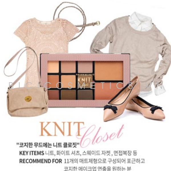 Etude House Play Color knit bici cosmetics