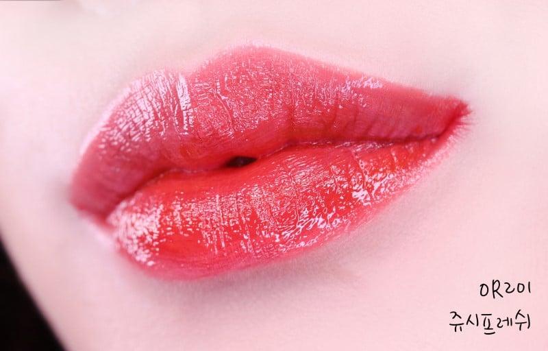 Etude House Shine Chic Lip Lacquer - Bici Cosmetic