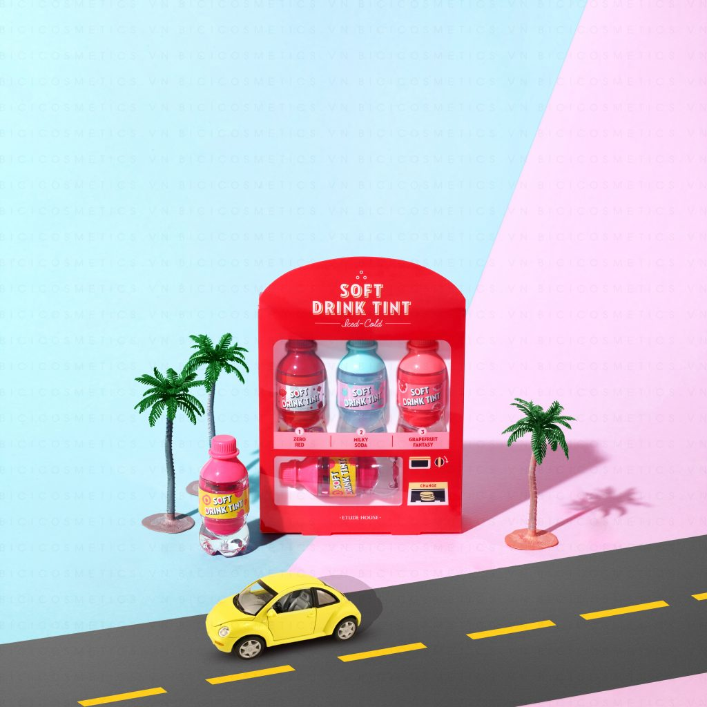Etude House Soft Drink Tint - Bici Cosmetic