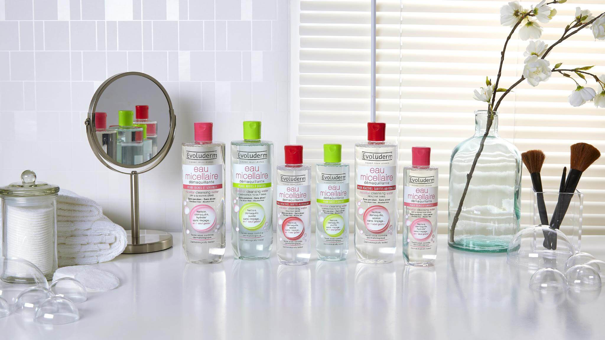 Evoluderm Micellar Cleansing Water-bicicosmetics.vn