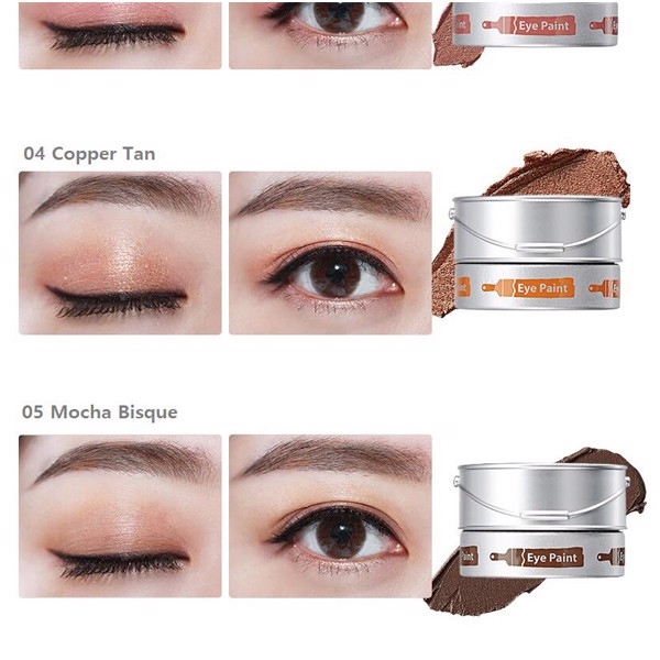 Màu mắt eye paint the Saem