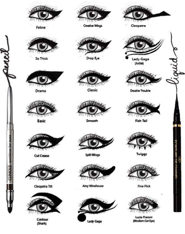 Eyeliner 2- Bici Cosmetics
