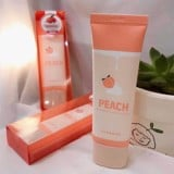Kem Nâng Tone Coringco Peach Whipping Tone Up Cream 50ml