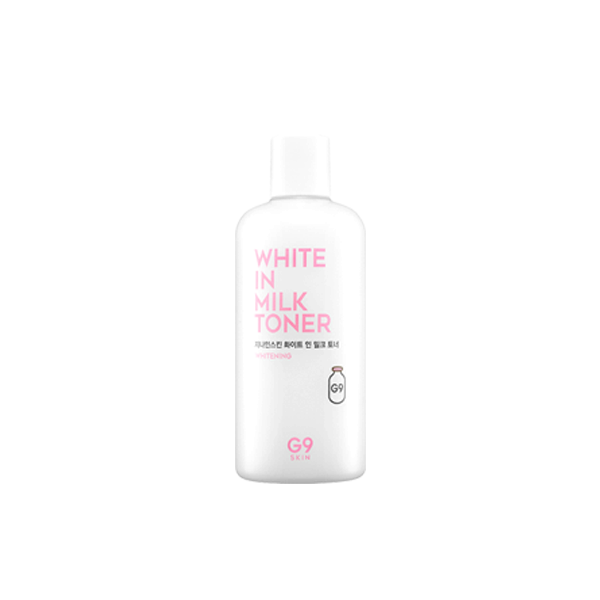 White In Milk Toner G9 Skin