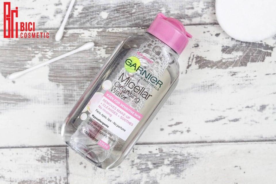 Garnier Skin - Nước tẩy trang dành cho mọi loại da