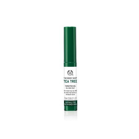 Gel chấm mụn Tea Tree Targeted Gel The Body Shop