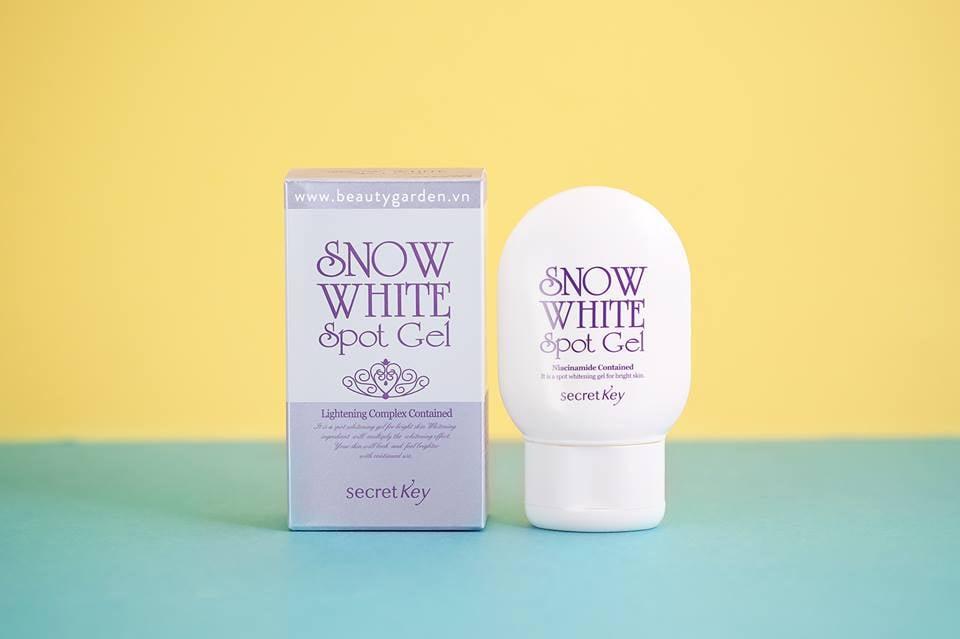 Gel trị thâm Snow White Spot Gel