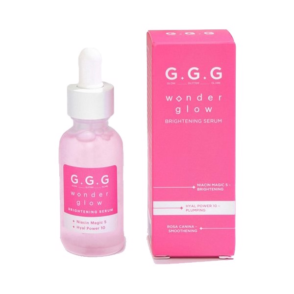 Serum Wonder Glow Brightening  G.G.G