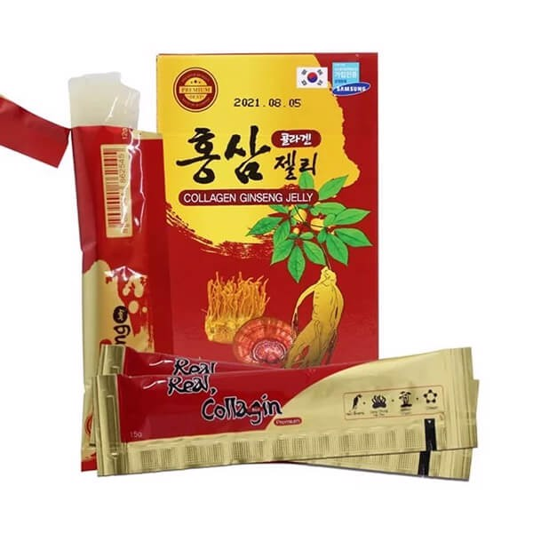 Thạch Collagen Jelly