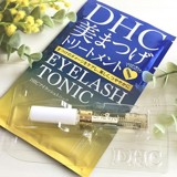 Tinh Chất Dưỡng Mi DHC Eyelash Tonics Beautiful Eyelashes Treatment (Gói 6.5ml)