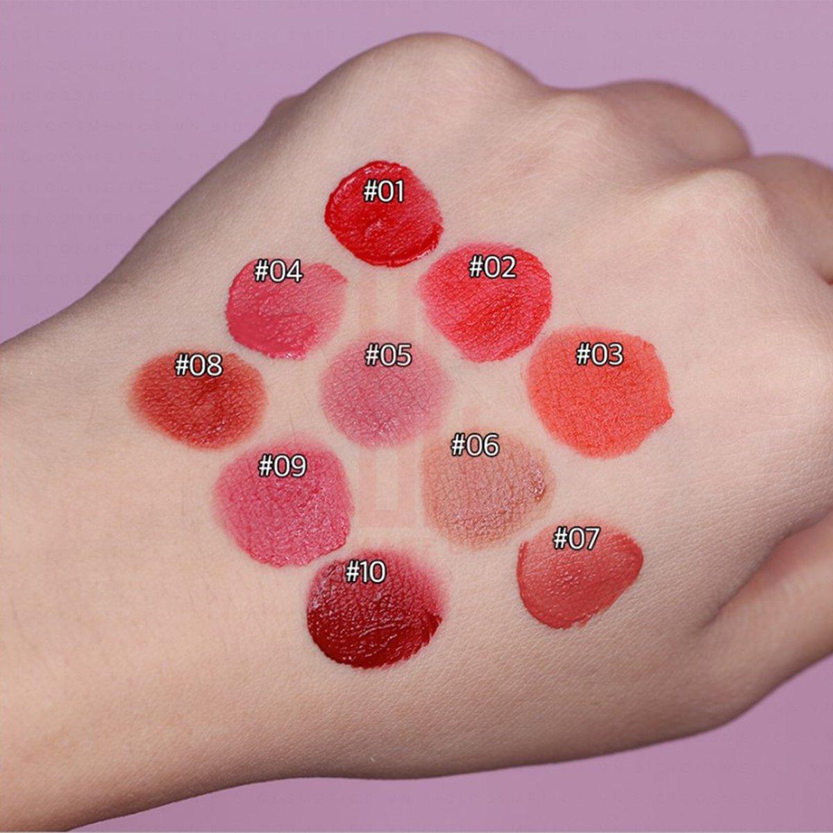 Im Meme Im Tic Toc Tint Lip Cashmere - Bicicosmetics