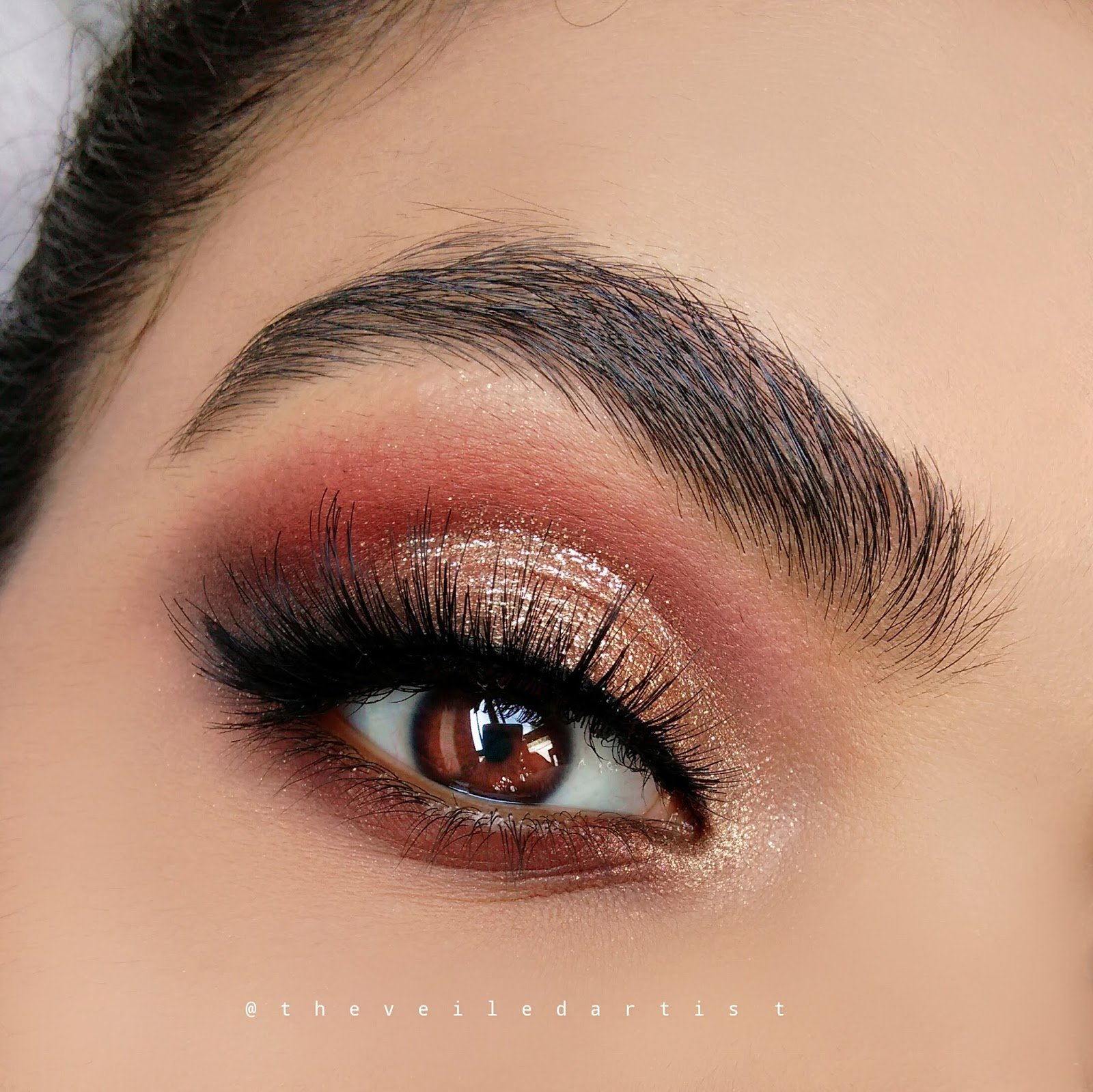 Halo Eyes Makeup - Bici Cosmetics