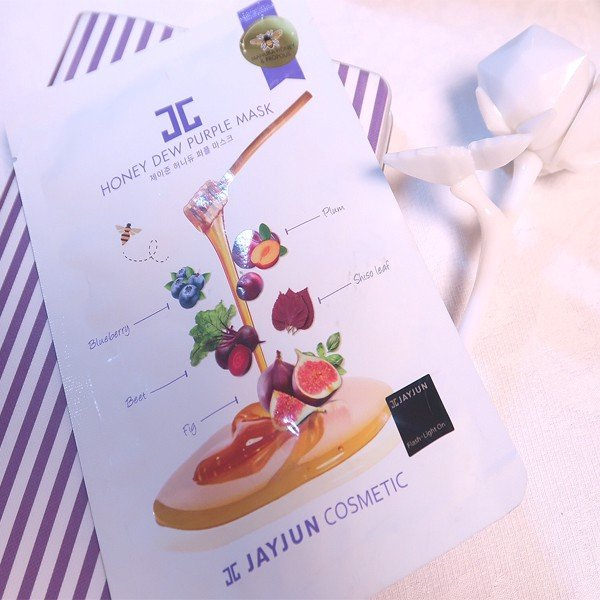 Mặt Nạ Jayjun Cosmetic Honey Dew Mask