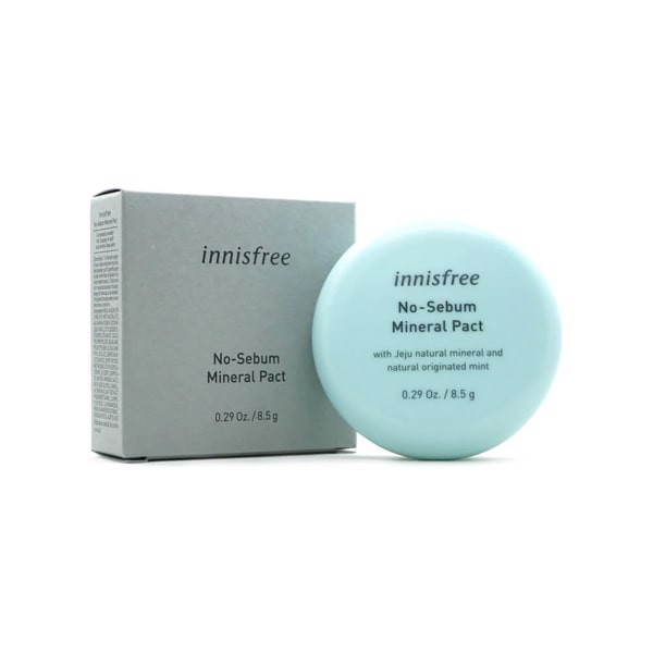 Phấn Nén Innisfree No Sebum Mineral Pact Special