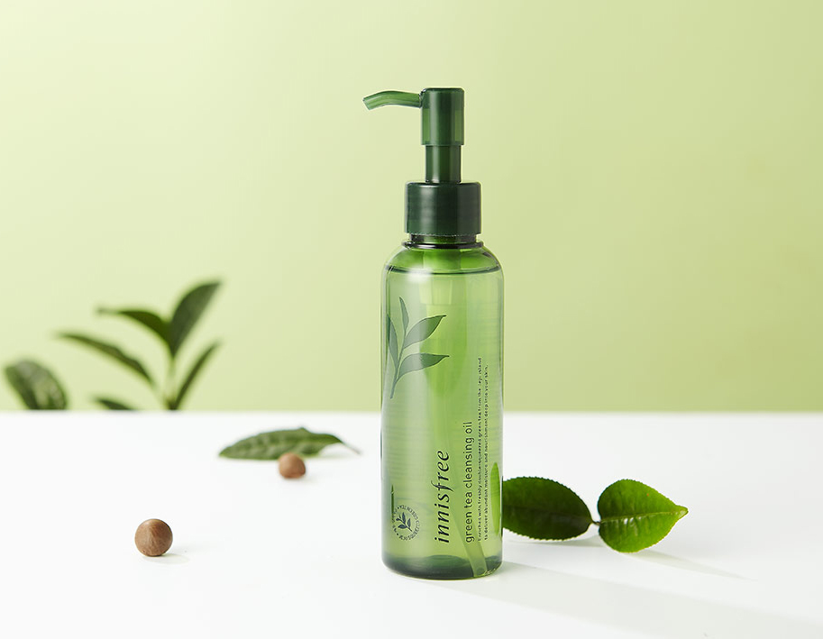 Innisfree Green Tea Cleansing Oil (new 2018)