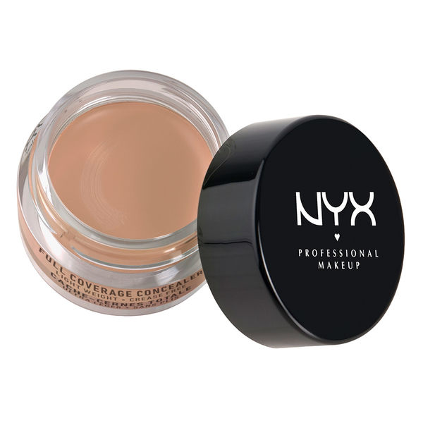 Kem Che Khuyết Điểm NYX Professional Makeup Full Coverage Cream Concealer Jar 1