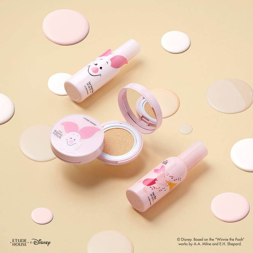 Kem lót Etude House Beauty Face Blur- bicicosmetics.vn