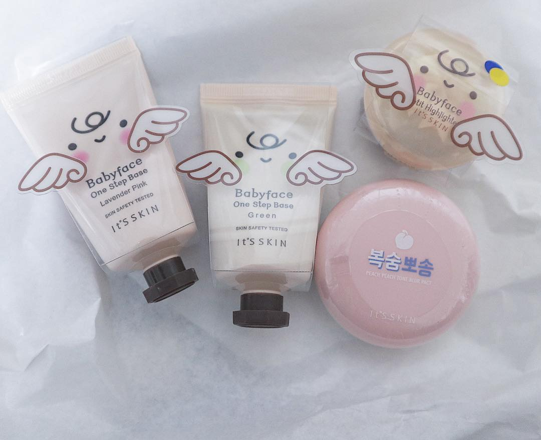 kem lót Its Skin Babyface One Step Base - bicicosmetics.vn