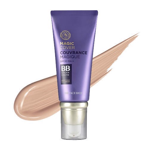 Kem Nền Đa Năng The Face Shop Magic Cover BB Cream SPF20/PA++